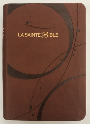 La sainte bible Orange