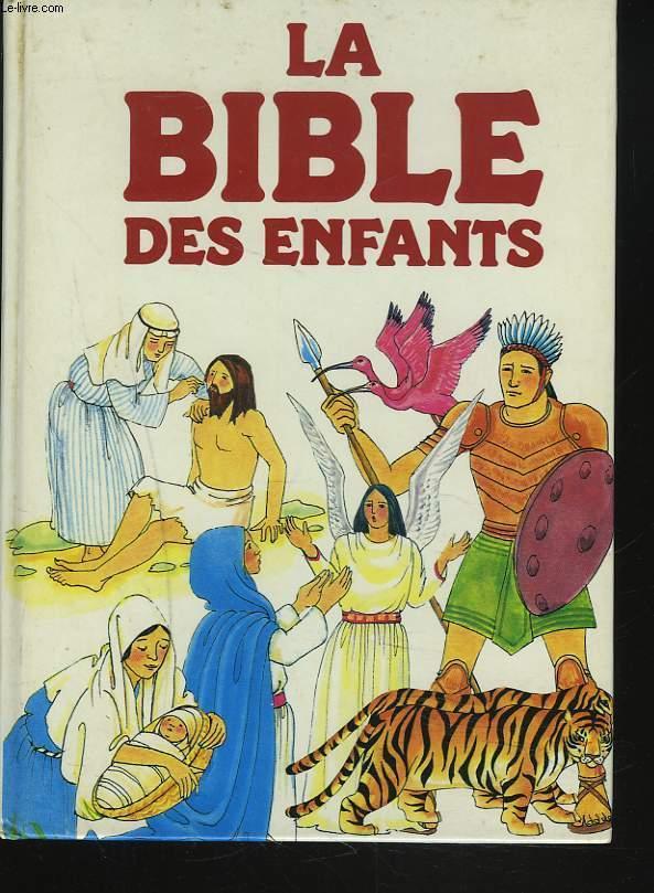 La Bible des enfants8564827445