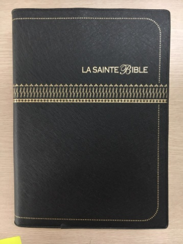 La Sainte Bible NN