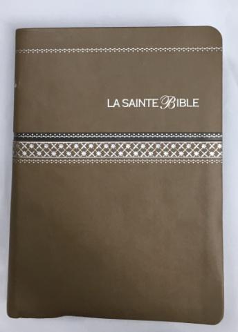 La sainte Bible Gri