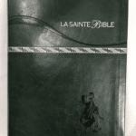 La sainte Bible blaN